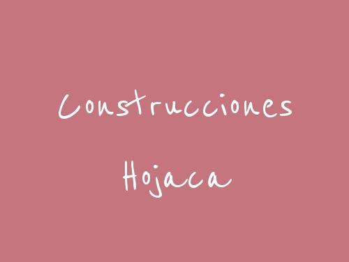 Construcciones Hojaca