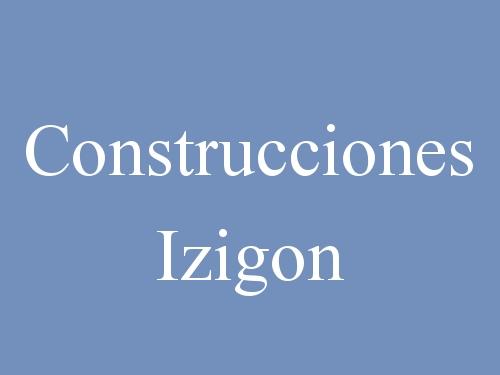 Construcciones Izigon