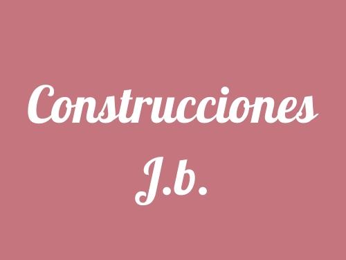 Construcciones J.b.