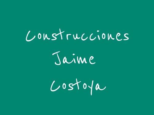 Construcciones Jaime Costoya