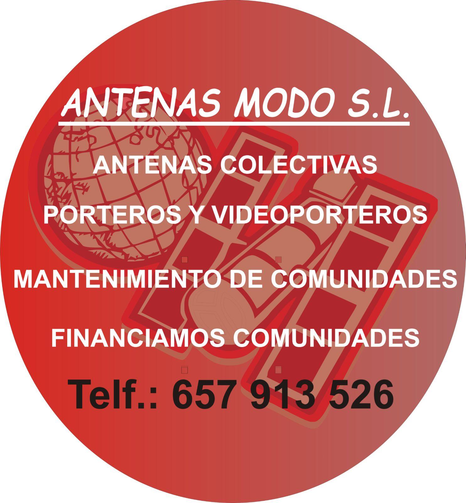 Instalaciones Antenas Modo