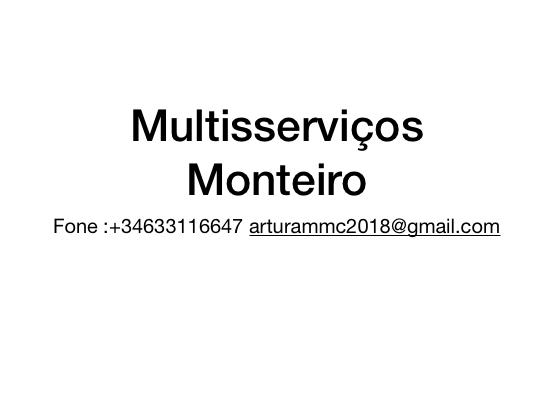 Multiservicios Monteiro