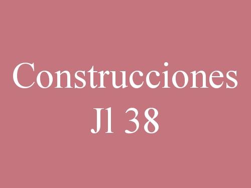 Construcciones Jl 38