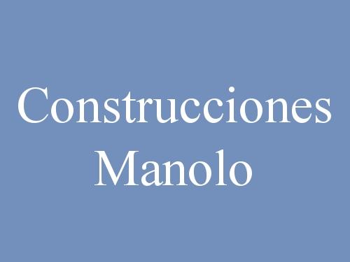 Construcciones Manolo