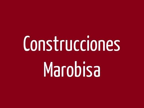 Construcciones Marobisa
