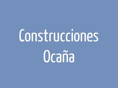 Construcciones Ocaña