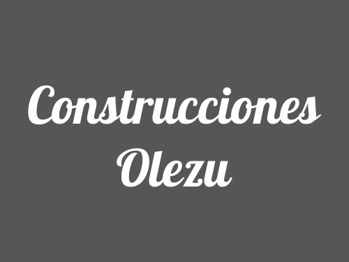 Construcciones Olezu