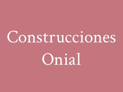 Construcciones Onial