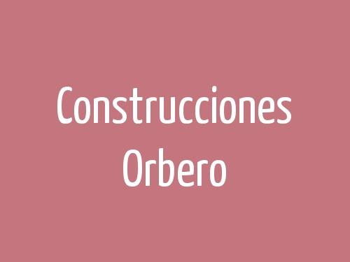 Construcciones Orbero