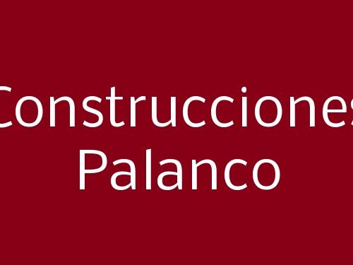 Construcciones Palanco