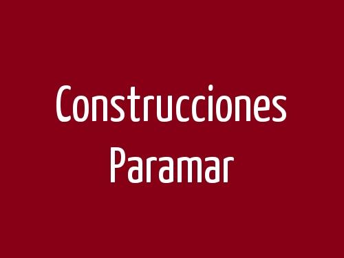 Construcciones Paramar