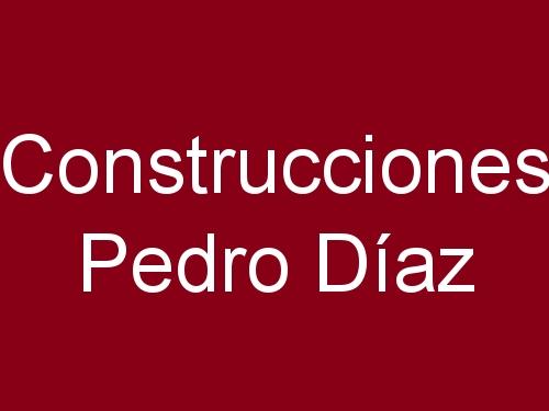 Construcciones Pedro Díaz