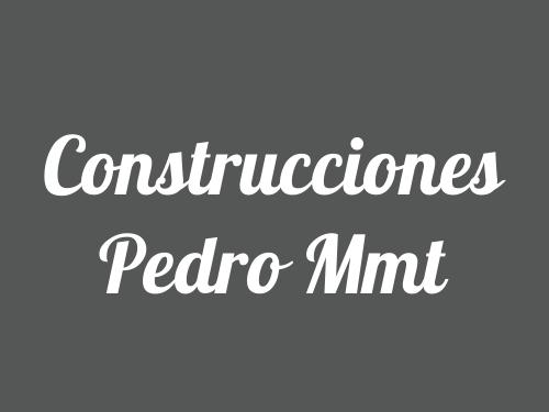 Construcciones Pedro Mmt