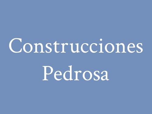 Construcciones Pedrosa