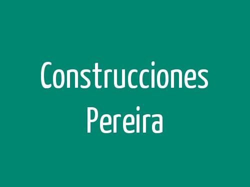 Construcciones Pereira