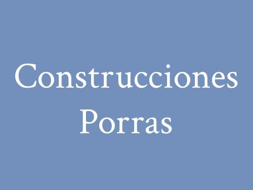 Construcciones Porras