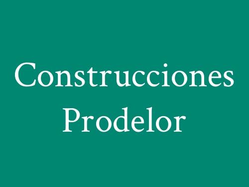 Construcciones Prodelor