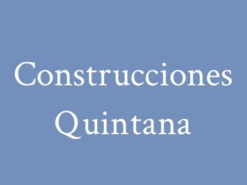 Construcciones Quintana