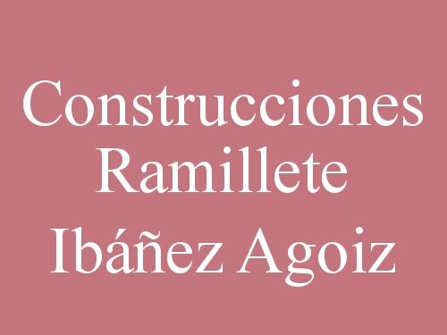 Construcciones Ramillete Ibáñez Agoiz