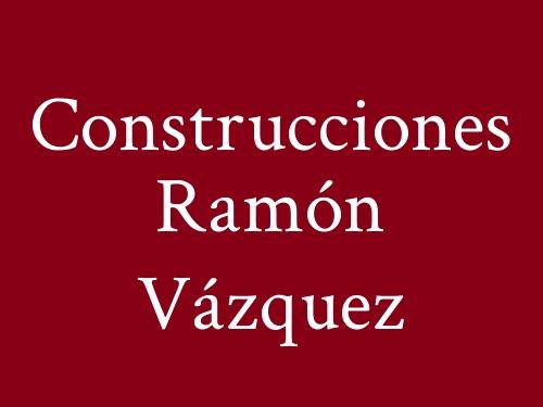 Construcciones Ramón Vázquez