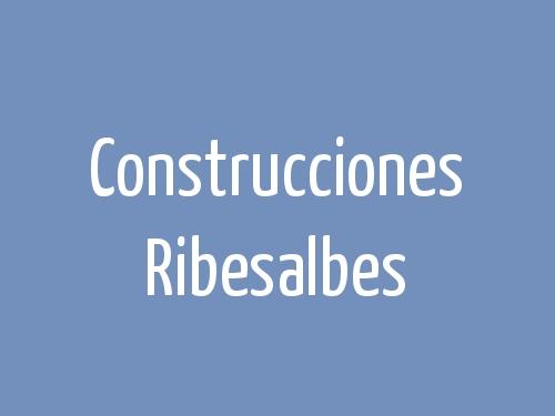 Construcciones Ribesalbes
