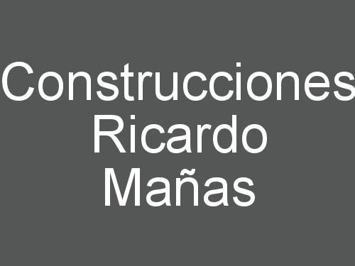 Construcciones Ricardo Mañas