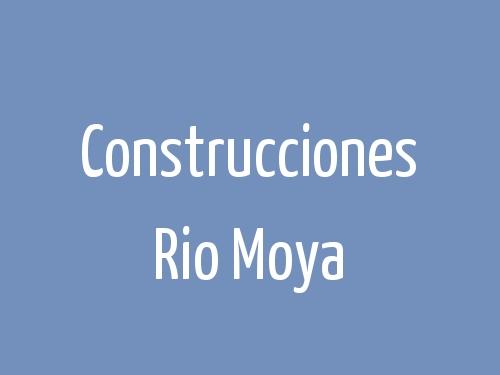 Construcciones Rio Moya