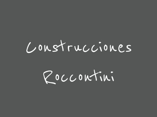 Construcciones Roccontini