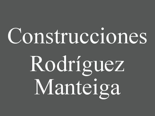 Construcciones Rodríguez Manteiga