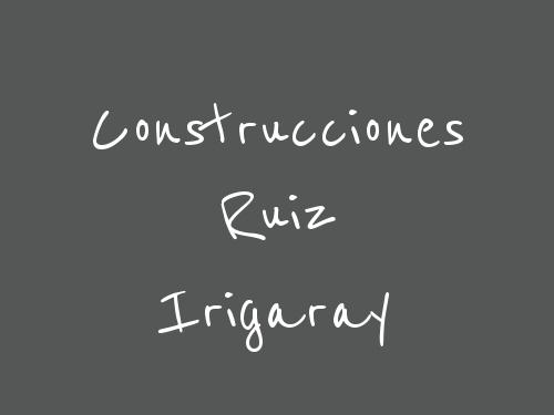 Construcciones Ruiz Irigaray
