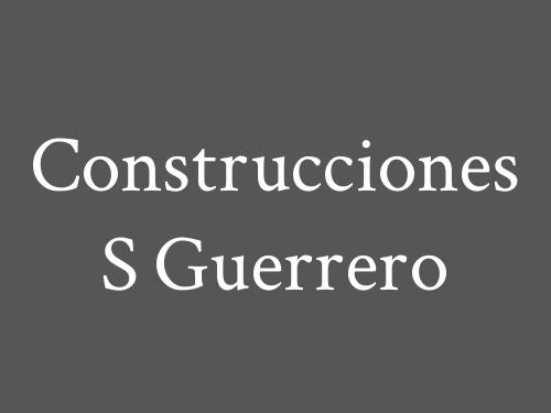 Construcciones S Guerrero