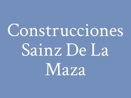 Construcciones Sainz De La Maza
