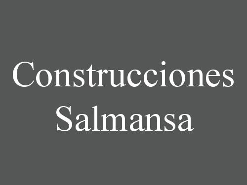 CONSTRUCCIONES SALMANSA