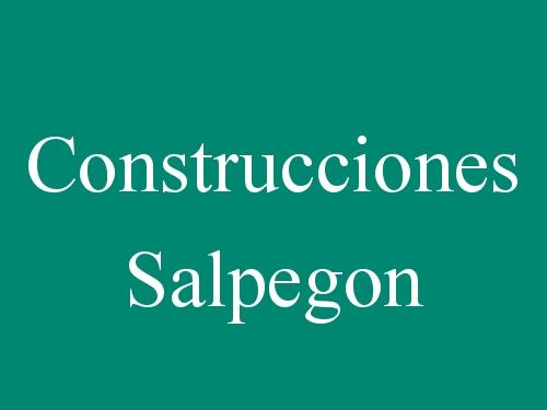 Construcciones Salpegon