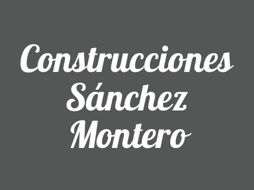 Construcciones Sánchez Montero