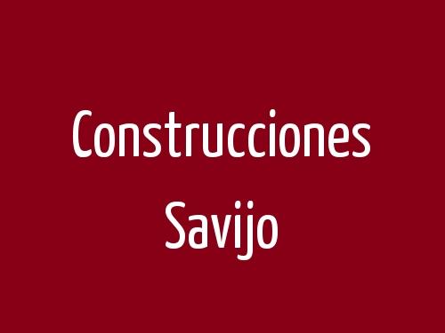 Construcciones Savijo