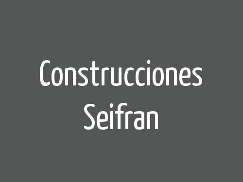 Construcciones Seifran