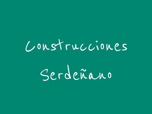 Construcciones Serdeñano