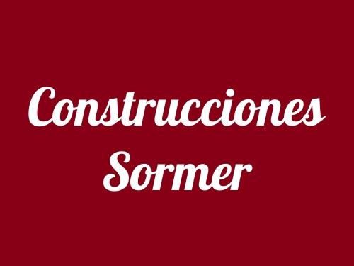 Construcciones Sormer
