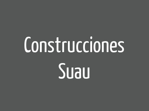 Construcciones Suau