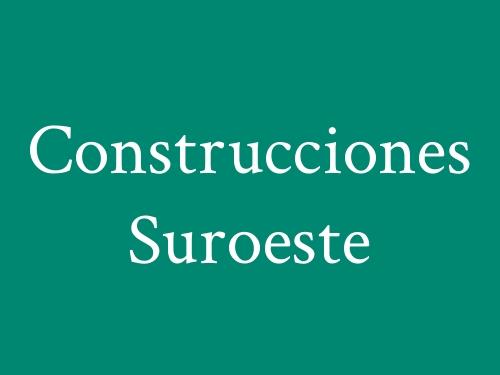Construcciones Suroeste