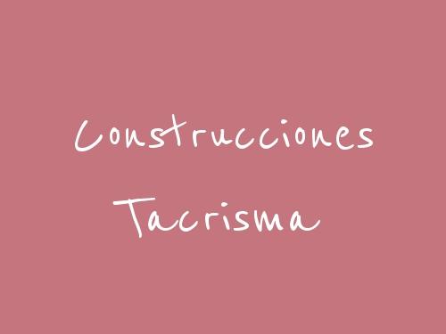 Construcciones Tacrisma