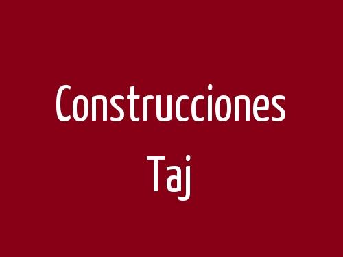 Construcciones Taj