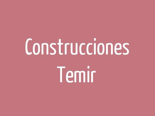 Construcciones Temir