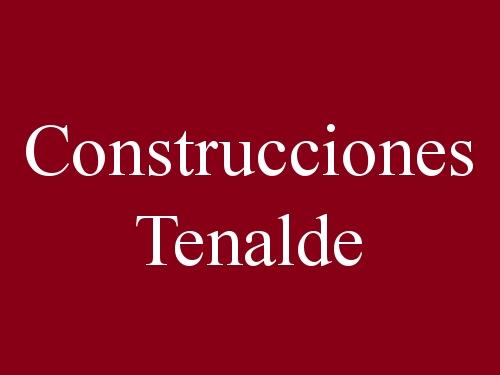 Construcciones Tenalde