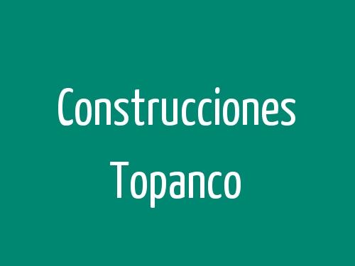 Construcciones Topanco
