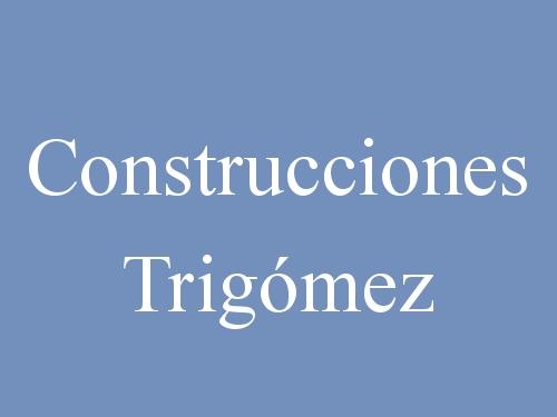 Construcciones Trigómez
