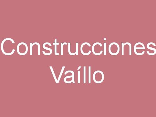 Construcciones Vaíllo