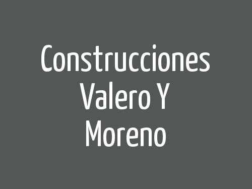 Construcciones Valero Y Moreno
