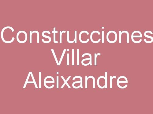 Construcciones Villar Aleixandre
